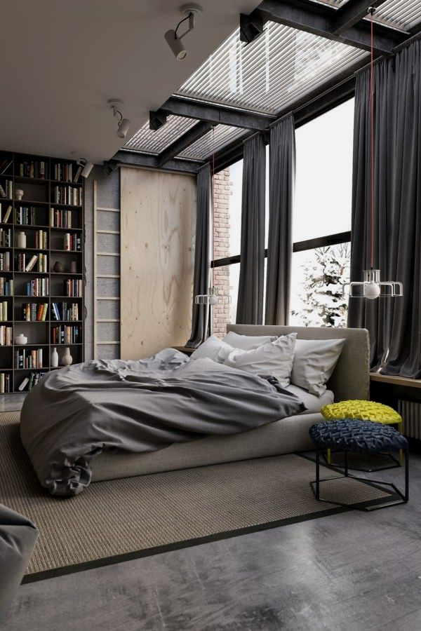 Urban Industrial Decor Tips With Images Industrial Style