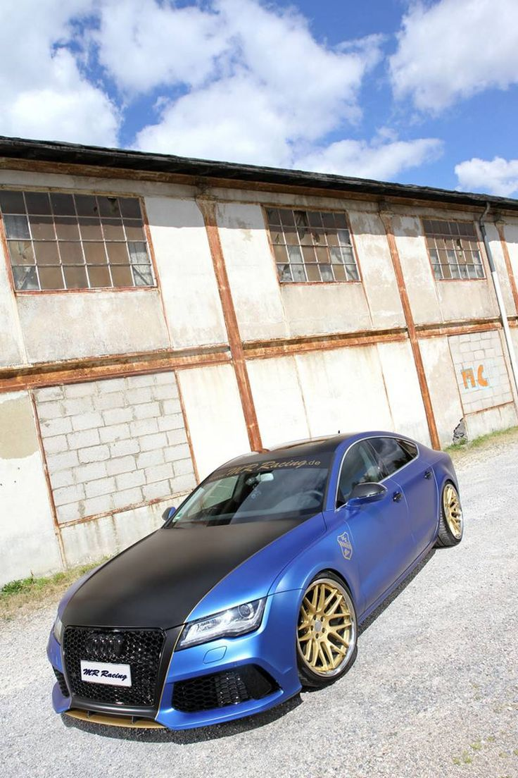 Audi a7 sportback 3 0 tdi by mr racing