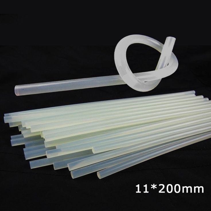 9.99$  Watch here -  Glue Adhesive Sticks 11mm x200mm Hot Melt Glue sticks 11mm for Glue Gun Car Audio Craft Alloy Accessories 20pcs/lot    #shopstyle
