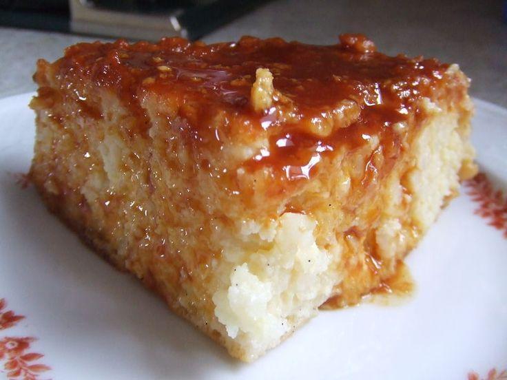 Yabon, le gâteau de riz