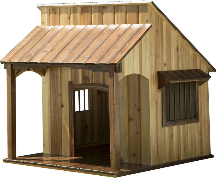 Advantek Saloon Dog House | Pet Supplies, Dog Supplies, Dog Houses | eBay!