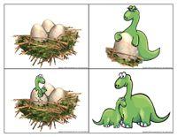 Les dinosaures, activités