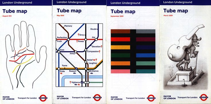 https://flic.kr/p/SfVQDz | London Underground Tube map 2011 2010 2009, Britain