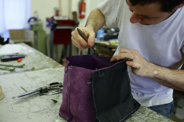 The finest Italian leather in the world