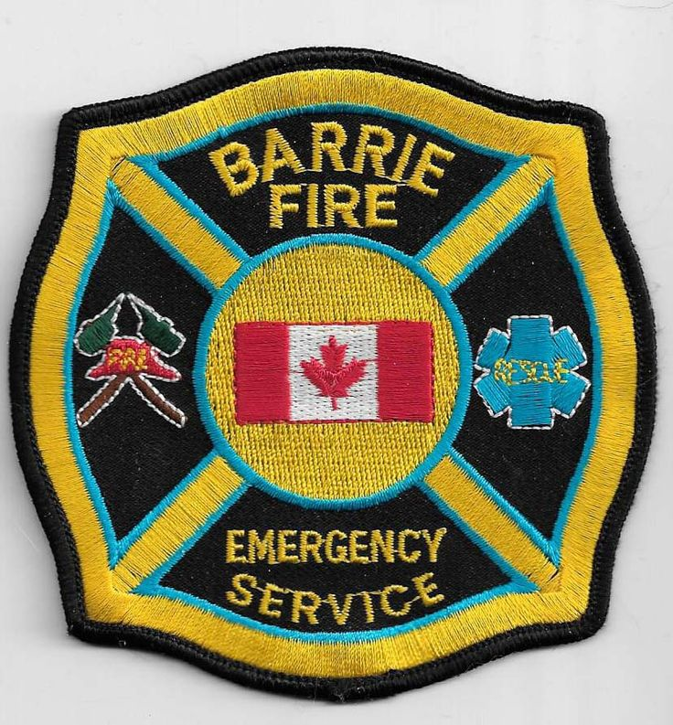 Barrie Fire Emergency Service,