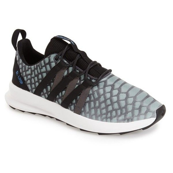 Outlet USA New Adidas Mens SL Loop Ct USA Yellow Black Trainers Fashion Mall