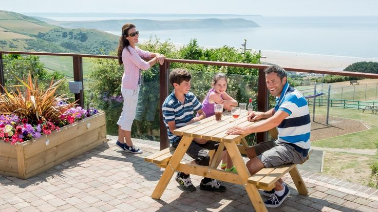 Devon Holiday Parks, Camping & Caravan Parks - Woolacombe