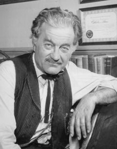 June 12th, 1980 - Milburn Stone, actor (Doc-Gunsmoke), died at 75. Milburn Stone (b. 1904)