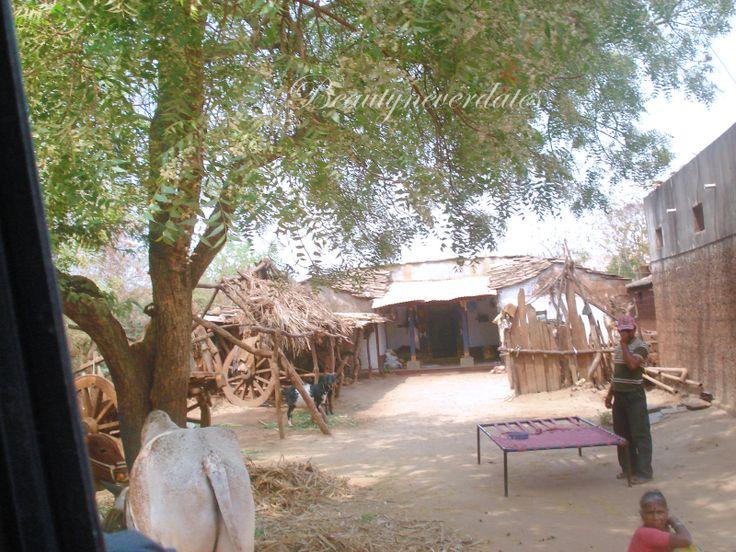India lives in its villages ~ Mahtma Gandhi