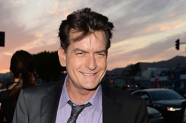 November 16, 2015 ~ Charlie Sheen is set to appear on the Today Show with Matt Lauer on Tuesday....as he is HIV positive.
