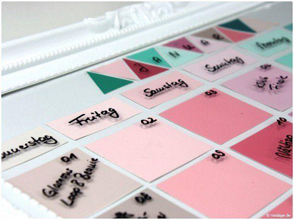 Ich habe mir einen DIY Wandkalender aus Farbkarten gebastelt und der Plan alles etwas organisierter meine Blog-Beiträge anzugehen, funktioniert. Ich bin sehr glücklich darüber, denn allein meinen Wandkalender mit Worten zu füllen, macht unwahrscheinlich viel Spaß. Das Besondere an dem … weiterlesen