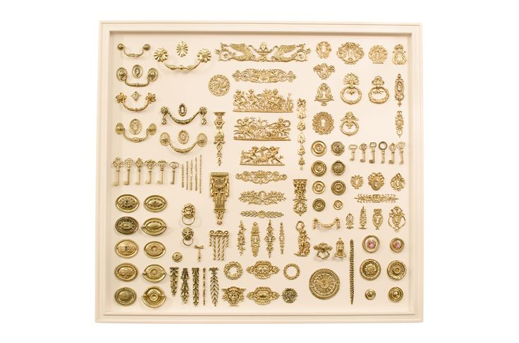 Gold plated products from Casa Achilles in Board 3
