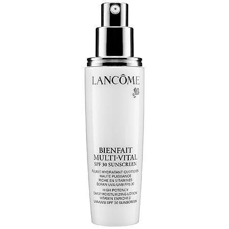 Lancôme - BIENFAIT MULTI-VITAL SPF 30 Sunscreen High Potency Daily Moisturizing Lotion - #sephora