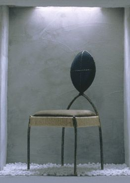 Sarla chair made in Ghana
