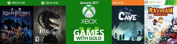 Jocurile Gratuite pentru Xbox One și 360 cu Abonamentul LIVE Gold din Ianuarie 2017
