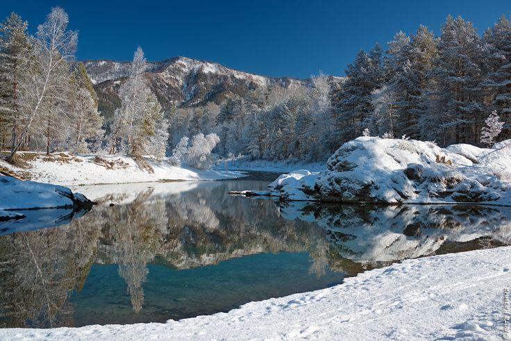 Голубые озёра, Алтай