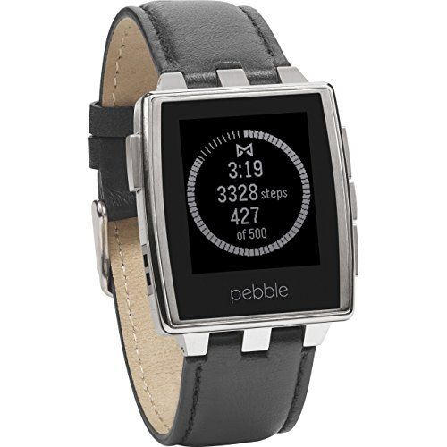 SALE PRICE  $109.13 - Pebble steel sometimes you have to dress up Glanceable notifications emails, messages, texts and all the important stuff you need to know about Right on your wrist