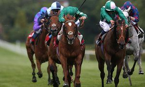 Sandown win boosts Roger Charlton before Time Test Eclipse Stakes bid