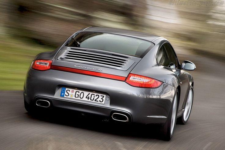 Porsche 911 (997) Carrera 4 (2008)