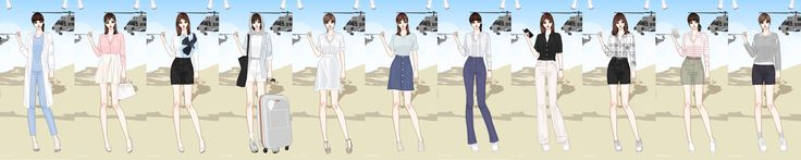 Song Hye Kyo's Style in Descendents Of The Sun <3