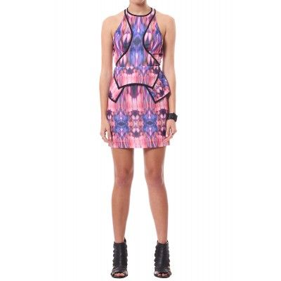 Seduce Dreamweaver Fitted Dress | Seduce