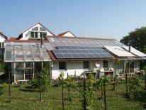 Preview Bio-Solar-House příklad, dřevěný dům 10469