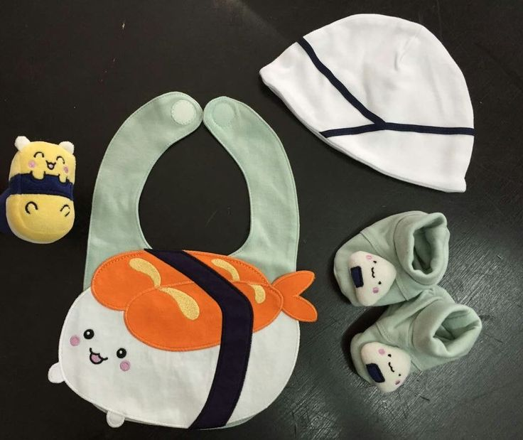 Baby sushi costume, Sushi chef hat, Sushi bibs, booties & rattle, Funny baby gifts, Baby food costumes, Unique baby gift, Sushi babyshower by Bluecanarynyc on Etsy https://www.etsy.com/listing/486177695/baby-sushi-costume-sushi-chef-hat-sushi