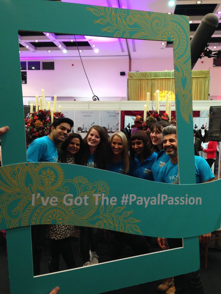 The Payal Team have got the #Payal Passion :)
