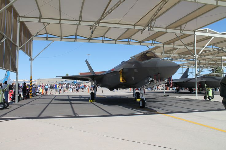 Luke AFB Open House and Airshow. Fantastic day out especially for the airplane buff. Great display and fabulous walk through history. Luke AFB, Glendale, AZ. FREE to enter. | Check out other Phoenix gems: www.pinterest.com/lisanr2012/fun-friday