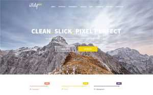 Illdy Wordpress Theme is a stunning multipurpose WordPress theme built based on Bootstrap frontend framework making it fully responsive and mobile friendly. This theme is well suited for business, landing page,...