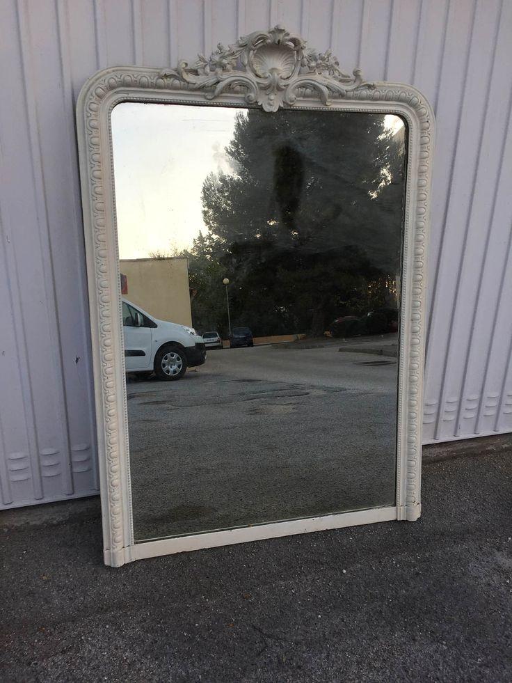 17 meilleures id es propos de miroirs anciens sur pinterest miroirs vintage miroirs. Black Bedroom Furniture Sets. Home Design Ideas