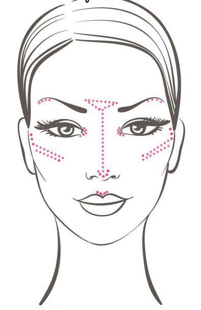 strobing, makyaj, kim kardashian, makyaj tüyosu, büyük dudaklar, yüzü daha ince göstermek, canlı yüz, trend, blog, buse terim