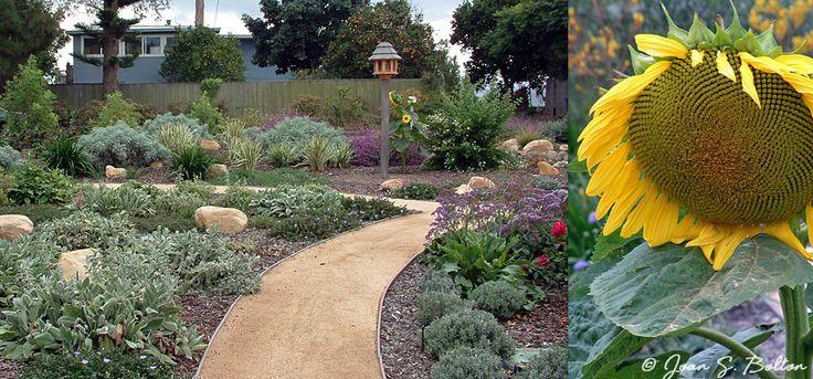 Santa Barbara Garden Design | Portfolio | Mediterranean Garden