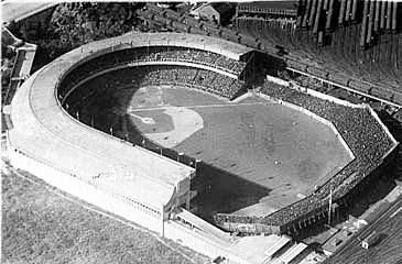 Polo Grounds - Former Home of New York Giants