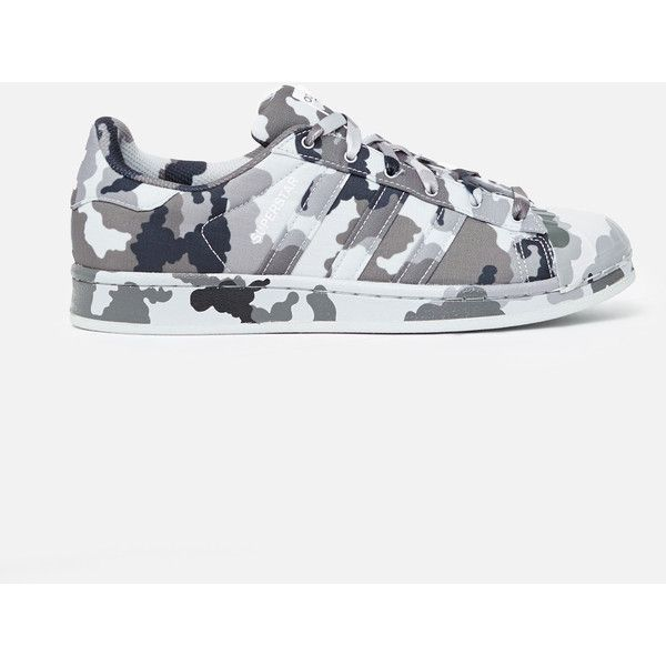 Adidas Superstar Camouflage Trainers