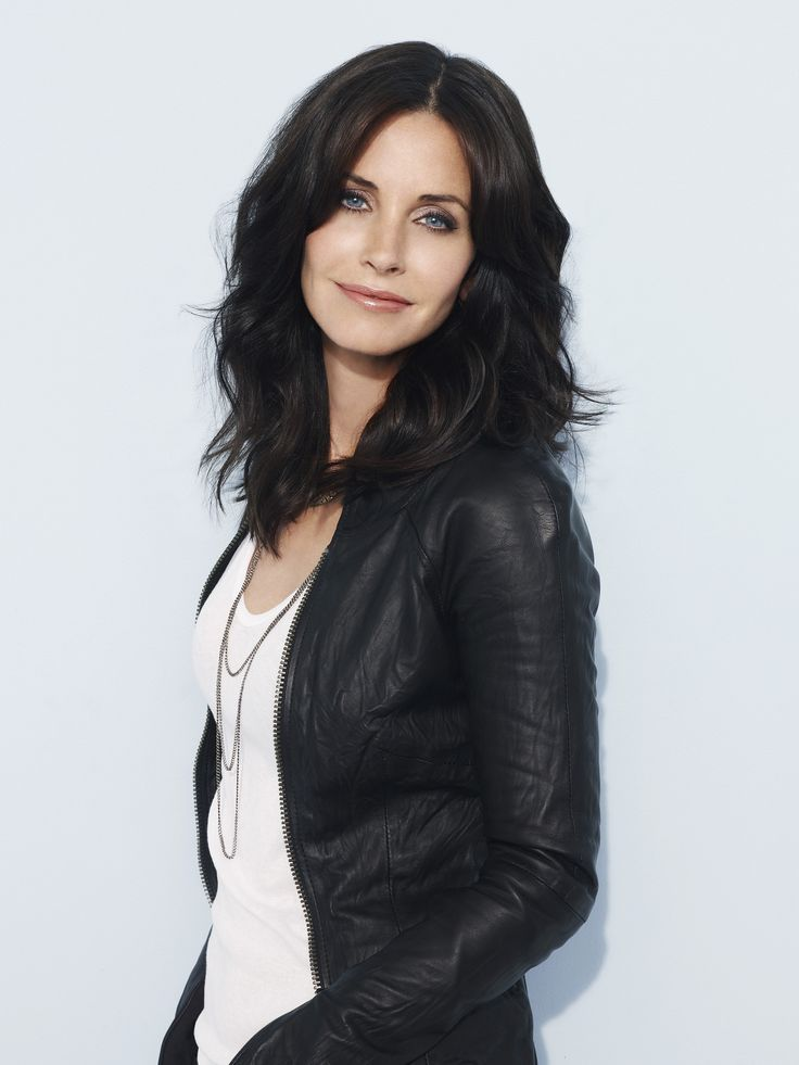 Courteney Cox - soft waves