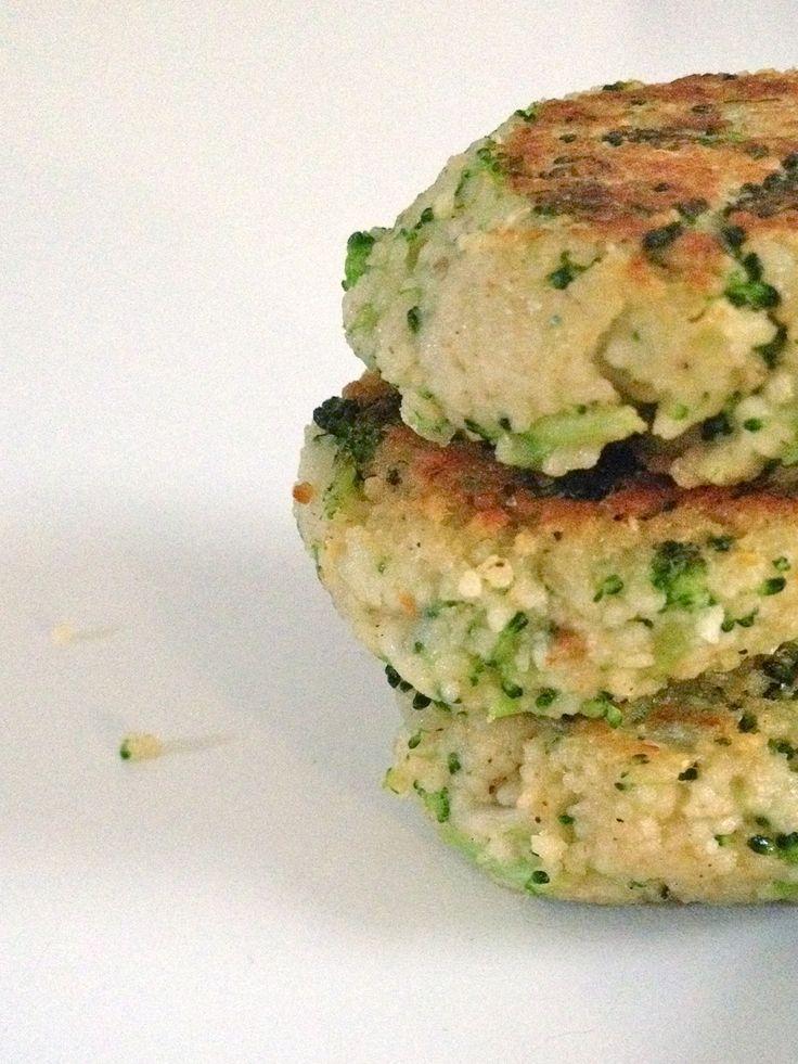 Rezepte… {vegetarische Broccoli-Couscous-Frikadellen} | Rapantinchen | Rapantinchen
