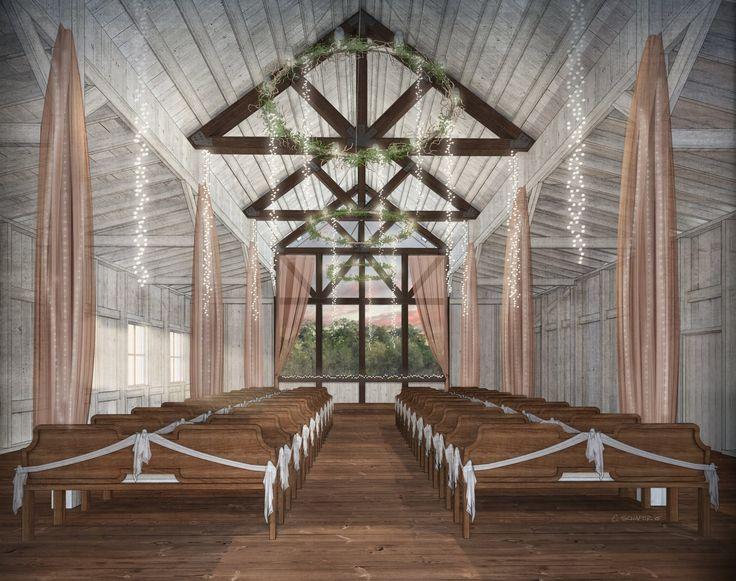 Big Sky Barn Wedding Chapel Montgomery TX