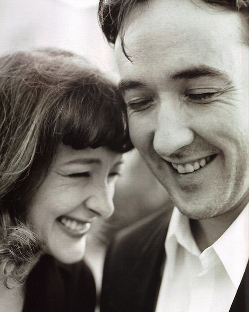 Joan and John Cusack: Johncusack, Famous People, Sibling, Movie, John Cusack, Actor, Brother, Beautiful People, Joan Cusack