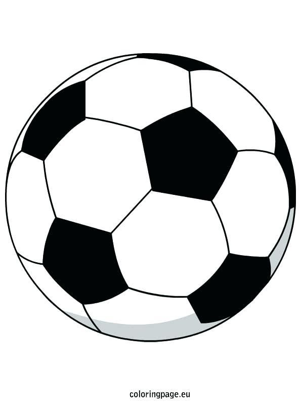 Soccer Ball Coloring Sheet Coloring Pages Of Soccer Soccer Ball Soccer Ball Soccer Sports Coloring Pages