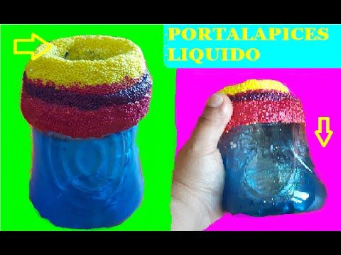 DIY FUNDA DE MOVIL CON FOAM CLAY SLIME O SLIME DE ESPUMA | Carcasa para celular - YouTube