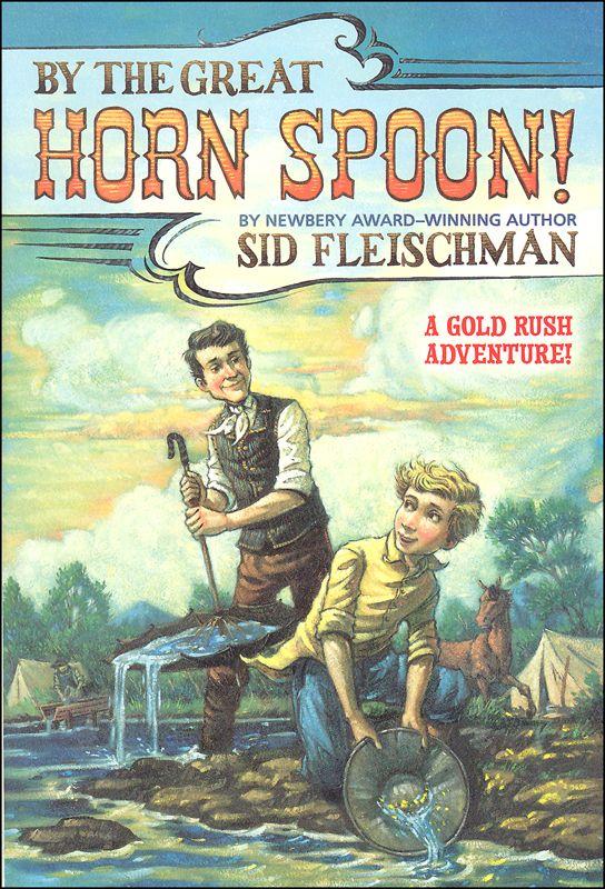 Similiar Horn Spoon Gold Rush Keywords