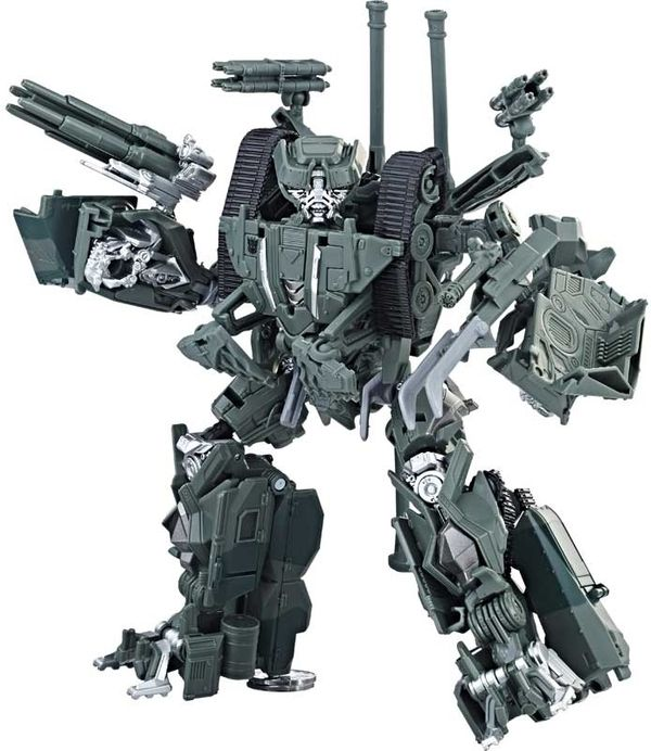 #Transformers Studio Series Voyager Brawl Official Stock Photo
