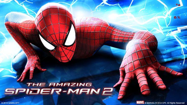 The Amazing Spider-Man 2 v1.0.0i APK - Please visit our website for download. - İndirmek için lütfen sitemizi ziyaret edin.