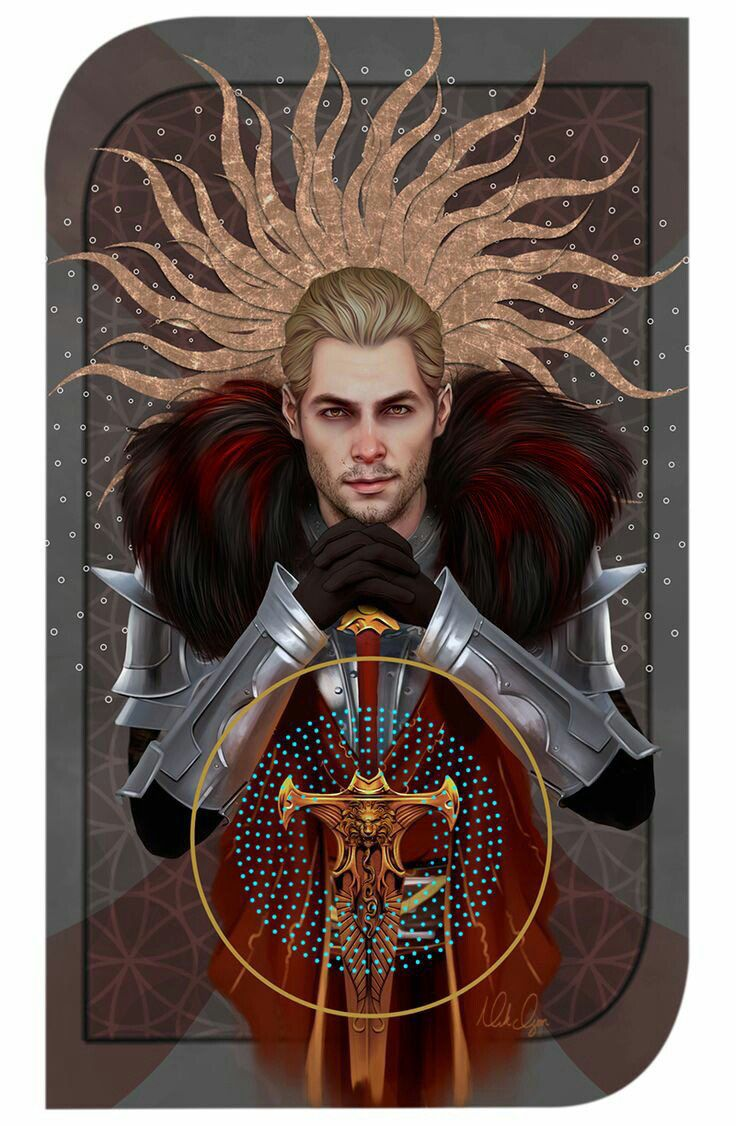 Dragon Age: Inquisition || Cullen