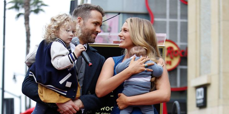 Blake Lively & Ryan Reynolds' New Baby's Name Is Totally Adorable - http://viralautobots.biz/celebrities/blake-lively-ryan-reynolds-new-babys-name-is-totally-adorable/