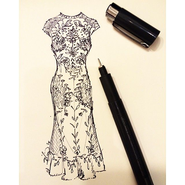 How To Draw Lace