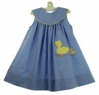 Bailey Boys duck dress