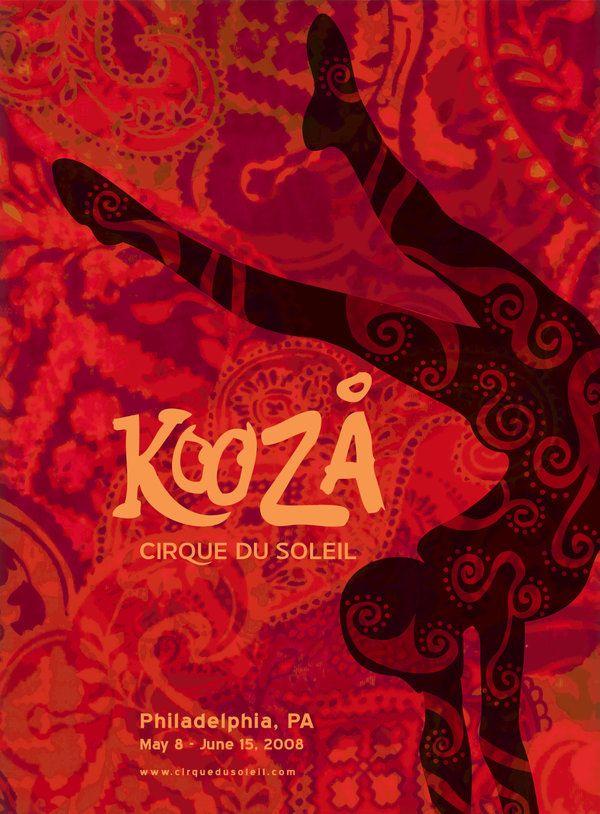Cirque Du Soleil Kooza Poster by ~prettyLitleDeadWillo on deviantART