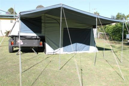 2009 OFF ROAD CAMPER TRAILER | Camper Trailers | Gumtree Australia Somerset Area - Kilcoy